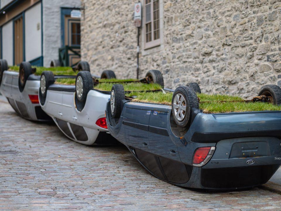 Les voitures pelous, Benedetto Bufalino